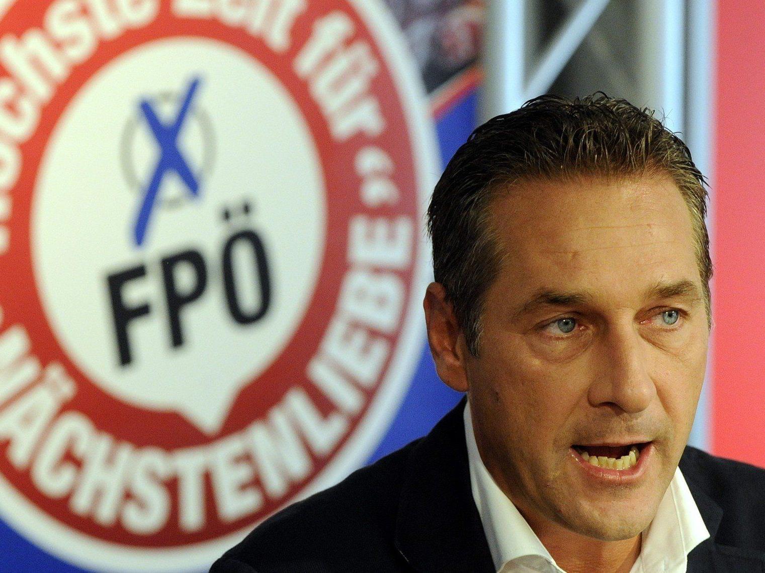 FPÖ-Spitzenkandidat stand im Vienna.at-Interview vor der Nationalratswahl 2013 Rede und Antwort.