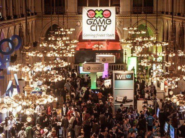 Die Game City 2013 hat für die Besucher in Wien einige Highlights parat.