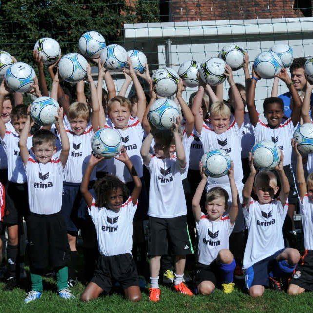 Fast 40 Kids nahmen bei der fünften Auflage des Gastra Camp teil und hatten einen Riesenspaß.