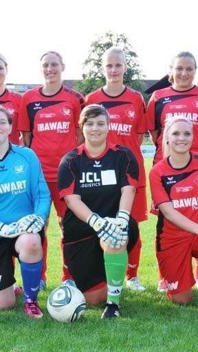 Die Damen 1b Mannschaft von RW Rankweil will im Cup in Hohenweiler gewinnen.