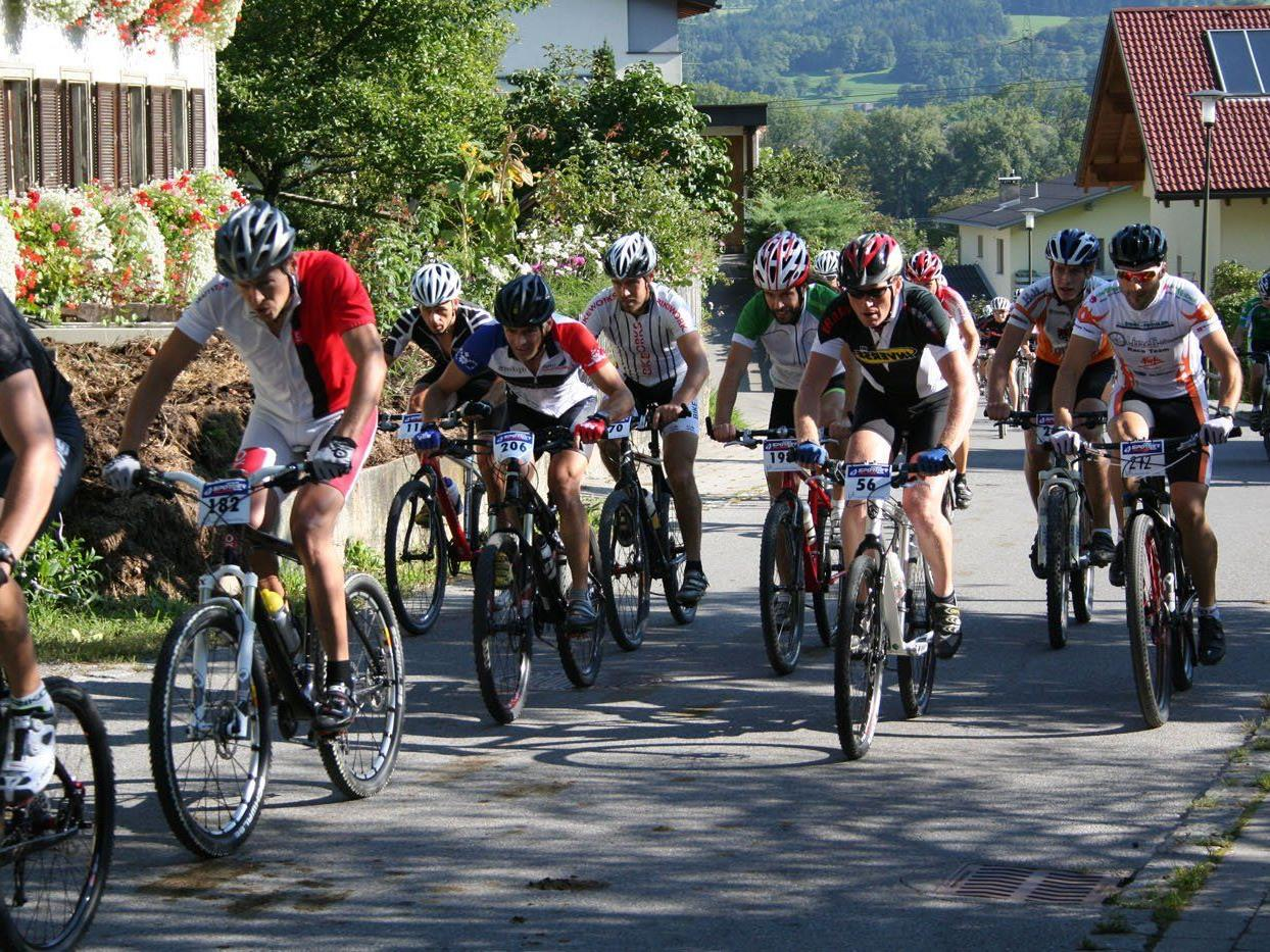 Fast schon Kult: Das Gamp-Bike-Mountainbikerennen.