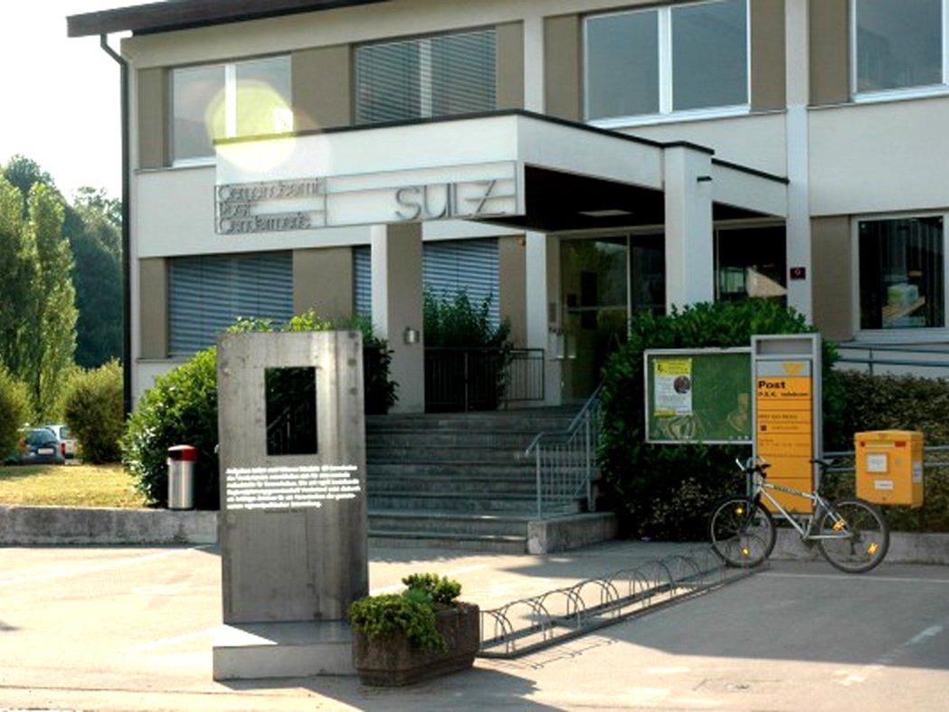 Die Umbauarbeiten im Sulner Gemeindeamt laufen auf vollen Touren.