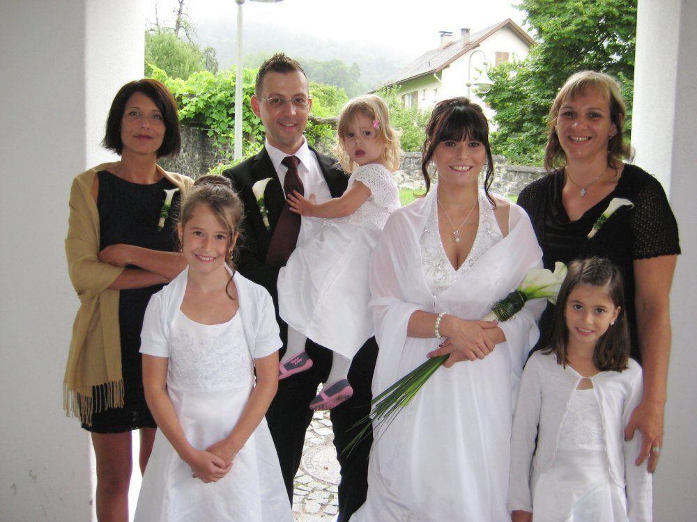 Nicole Feurstein und Marc Sigl haben geheiratet.