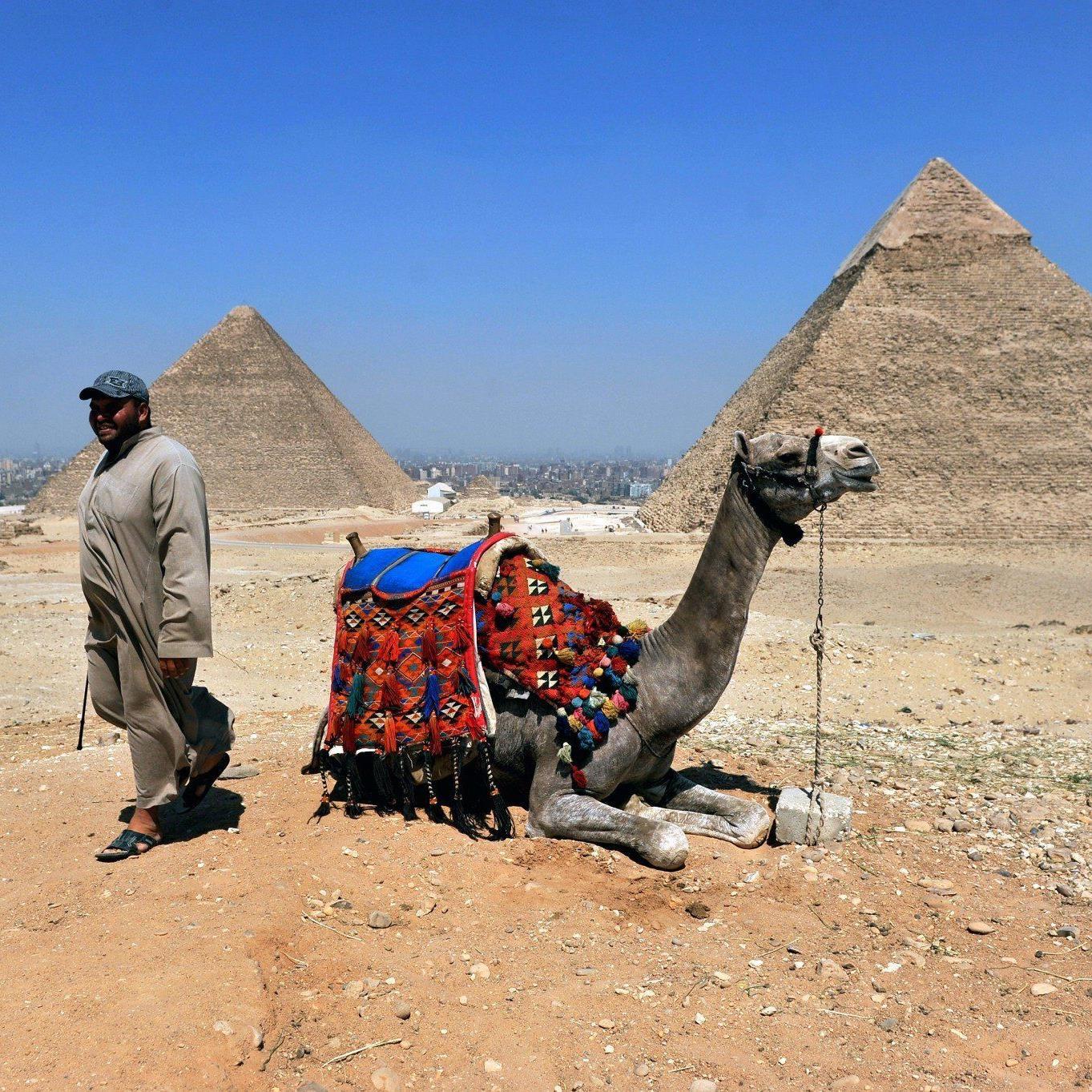 Nach Ägypten gibt es keine Flüge mehr - nur zurück.