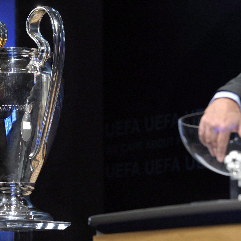 Wir berichten am Donnerstag live von der Auslosung der Champions League.