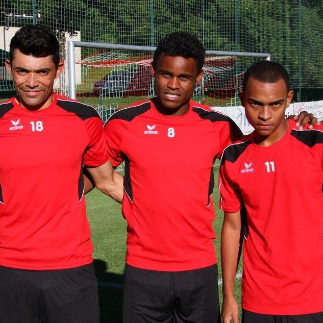 Pereira, dos Santos und Ramos schnüren im Herbst für RW Rankweil die Schuhe.