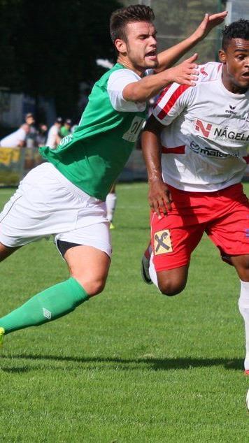 Rankweil trifft im Waldstadion Gisingen auf Feldkirch.