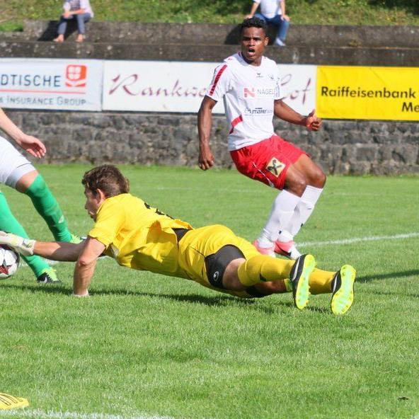 Austria Lustenau Amateure-Goalie Lukas Hefel ist verletzt und fehlt im Auswärtsspiel in Kapfenberg.