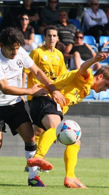 Lokman Topduman fehlt verletzungsbedingt im Heimspiel von Bregenz gegen Titelfavorit Wattens.