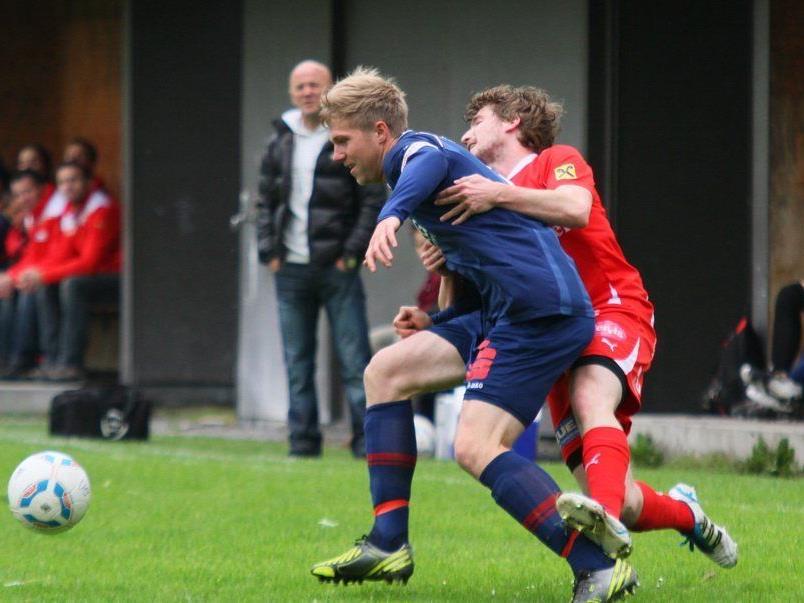 Andelsbuch-Neuzugang und Torjäger Rochus Schallert soll Garant für einen Spitzenplatz sein.