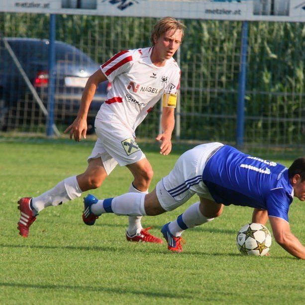 Dogan Uyar schoss das 1:0 für Brederis im Cupspiel in Bludenz.