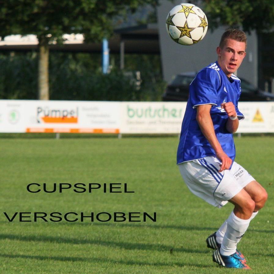 Das Cupspiel Brederis gegen Dornbirn wurde auf 4. September verschoben.
