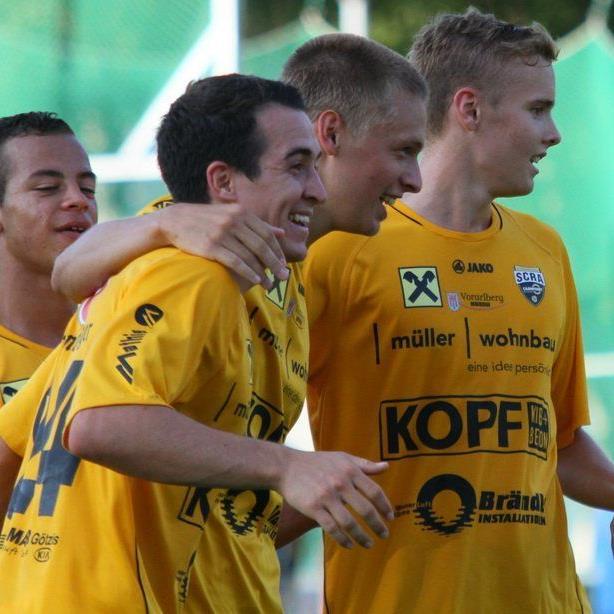 Titelverteidiger Altach Amateure spielt beim Landesligaklub FC Schwarzach.