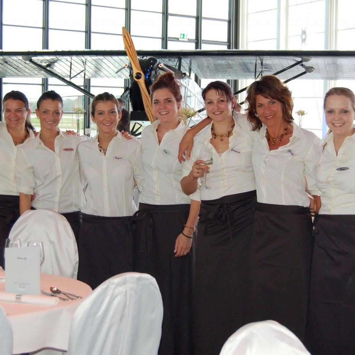 Die Gäste im Österreicher-Haus erwartet bei Olympia 2014 ein perfekter Service der Marke Seidl Catering.