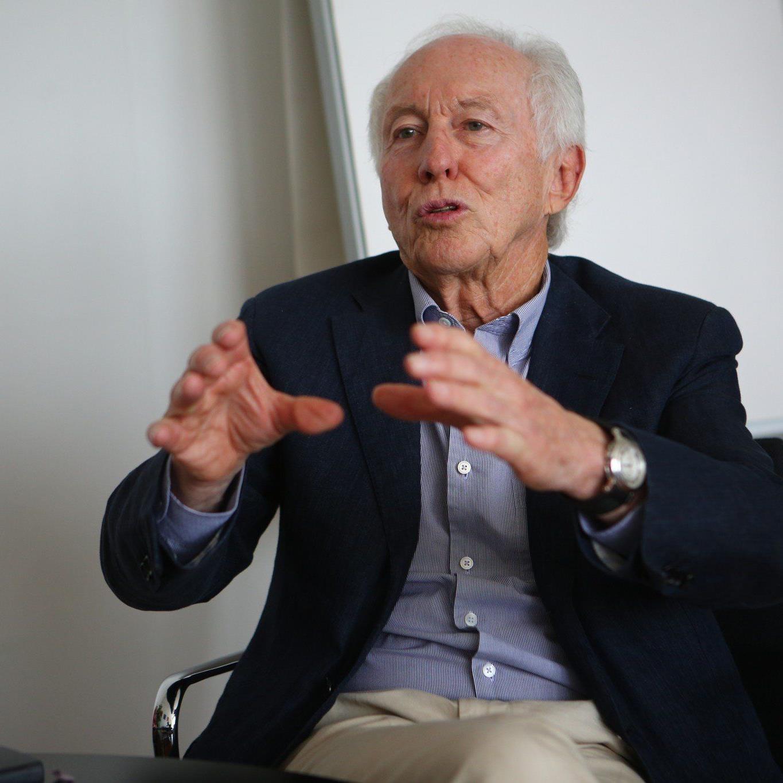 """AR-Vorsitzender Jürg Zumtobel. """"Entscheidung wurde von allen Aufsichtsratsmitglieder gemeinsam getroffen."""