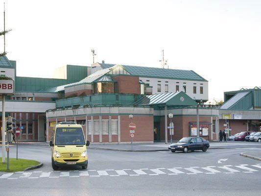 Schlägerei am Bregenzer Bahnhof: Mann erlitt schwere Gesichtsverletzungen.