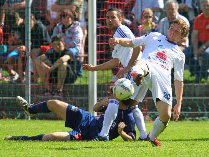 Symbolbild. Bei FC BW Feldkirch soll der Deutsche Ercan Demircan in der Defensive für mehr Stabilität sorgen.