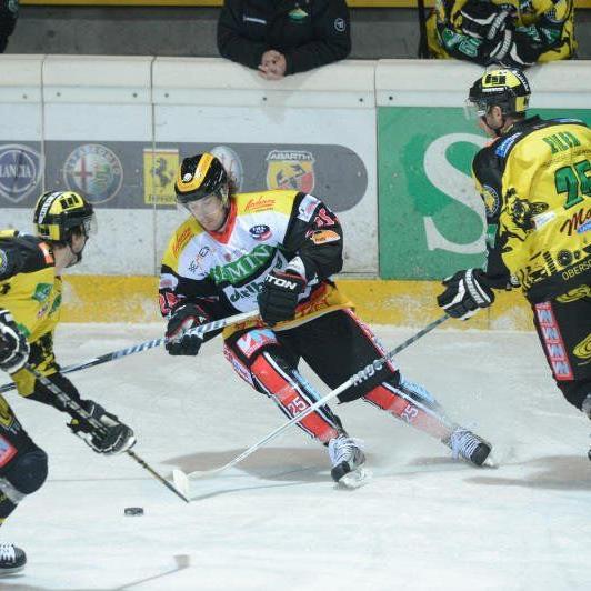 11:4-Testsieg des EHC Lustenau gegen Kitzbühel, heute geht es gegen die VEU Feldkirch.