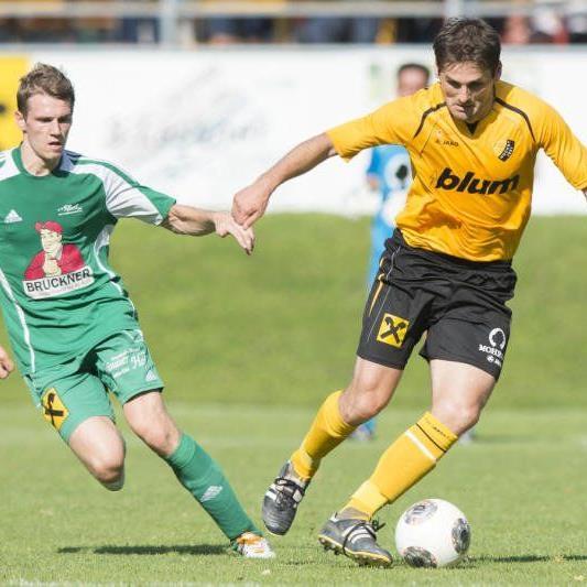 Samir Karahasanovic möchte mit Aufsteiger Höchst das Derby gegen Altach Amateure gewinnen.