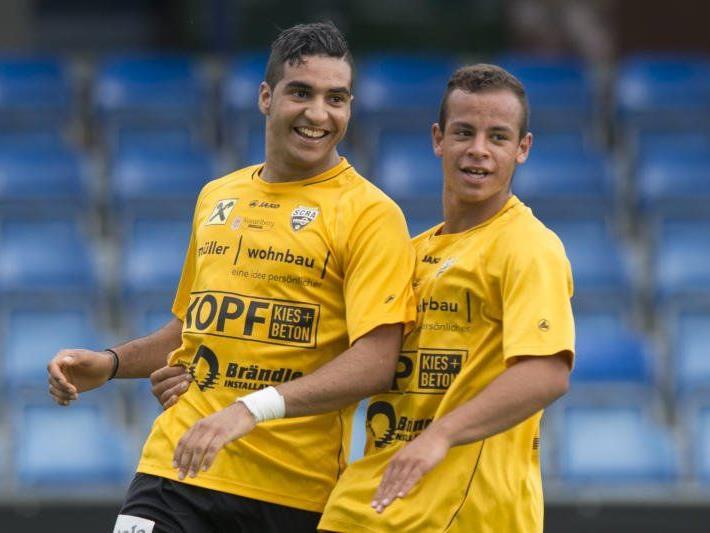 Altach Amateure will im Derby gegen Bregenz jubeln und den dritten Saisonsieg feiern.