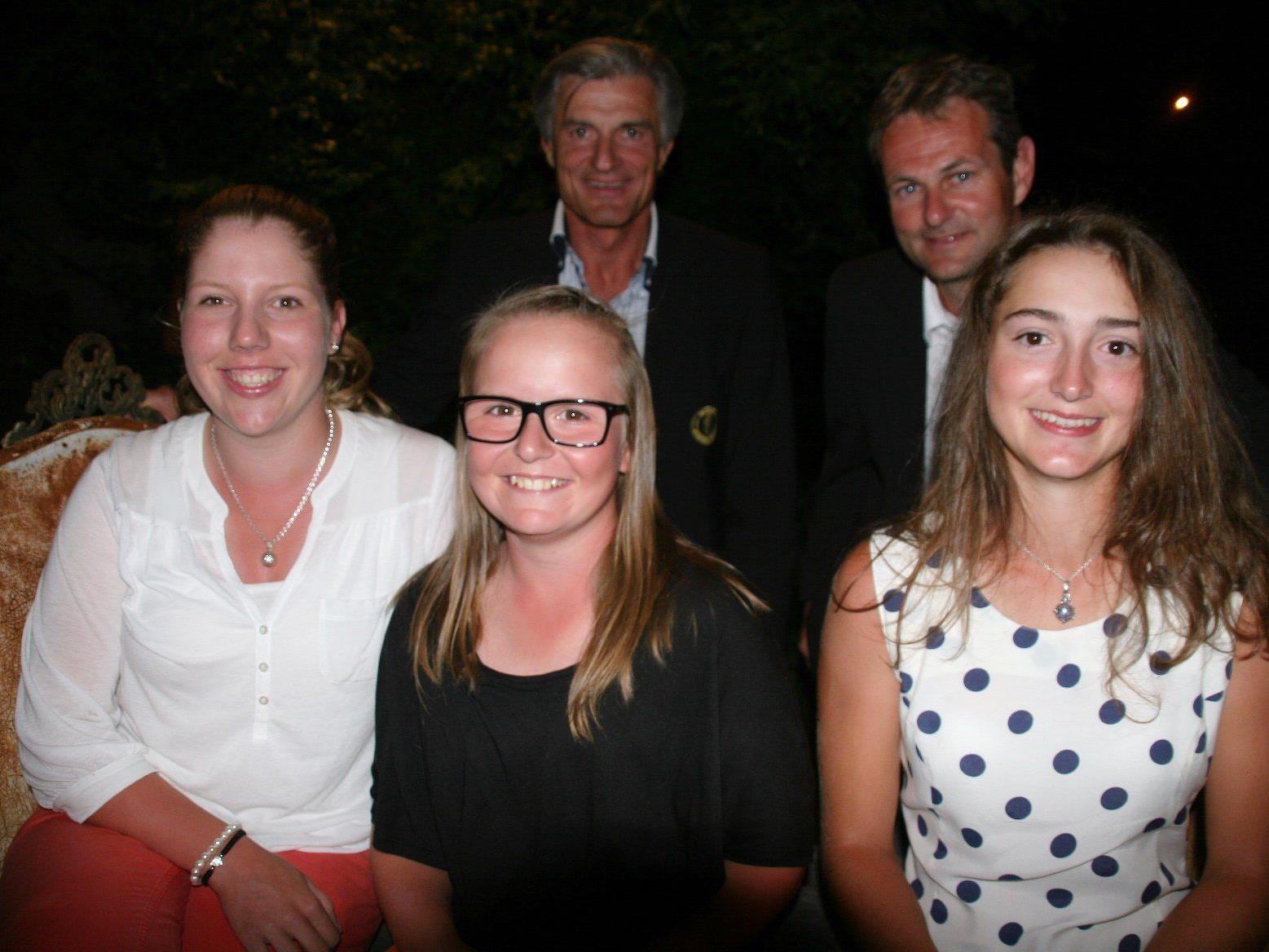 Das Golf-Vorstandsturnier in Rankweil war ein voller Erfolg und die Frauen haben sportlich überzeugt.