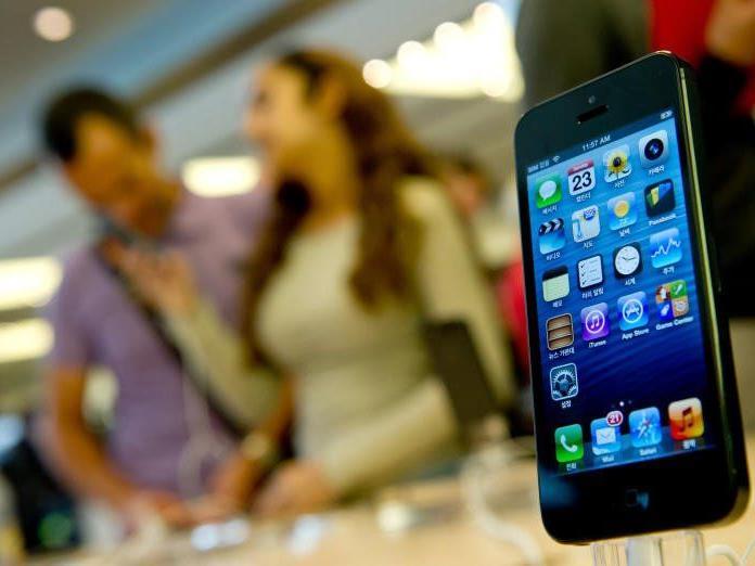 Zuletzt stellte Apple das aktuelle iPhone 5 im September 2012 vor