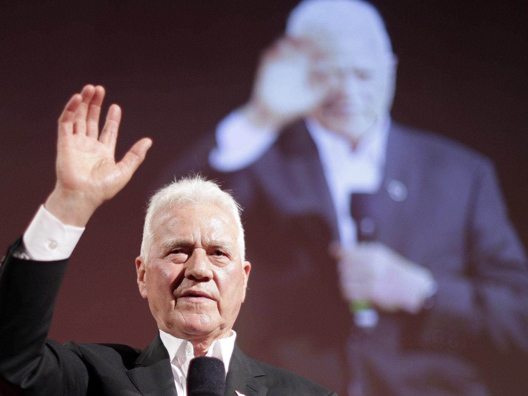 Frank Stronach - was für eine Rolle spielt der Austrokanadier nach der Wahl?
