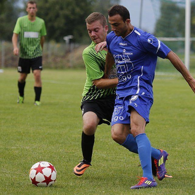 SV Ludesch gewinnt gegen Sulz 1b mit 6:0 und trifft in Runde zwei auf Lingenau.