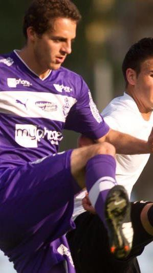 Dennis Alibabic verlor mit SW Bregenz gegen den Tabellenführer Austria Salzburg mit 0:3.