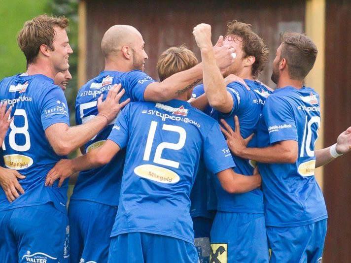 Lochau führte 2:0, aber holte im Heimspiel gegen Meiningen trotz Überzahl nur ein 2:2-Remis.
