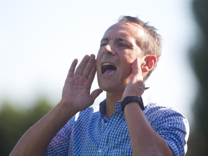 Bregenz-Coach Mladen Posavec verlor mit seinen Mannen das Heimspiel gegen Seekirchen mit 2:3.