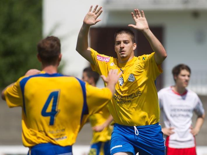 Beide FC Lustenau Kampfmannschaften sind im VFV Cup ausgeschieden.