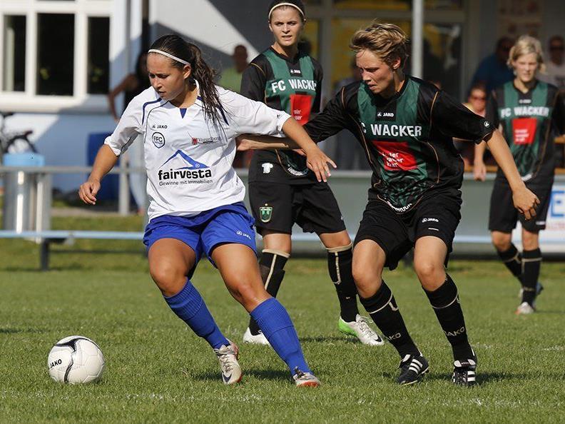 Verena Müller und Co. verloren im ÖFB Cup gegen Wacker Innsbruck mit 0:8 und sind ausgeschieden.