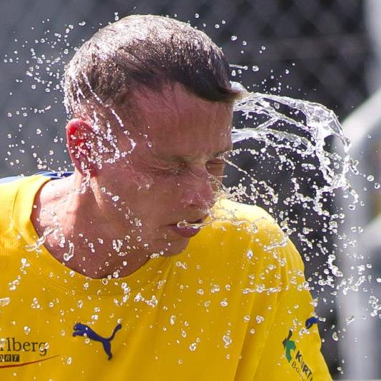 So manche Hitzeschlacht wurde am ersten Spieltag im VFV-Cup ausgetragen.
