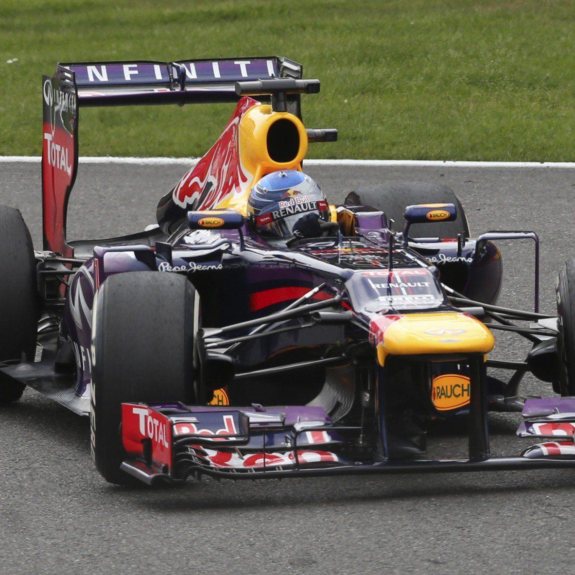 31. GP-Triumph für Red-Bull-Star - Alonso Zweiter.