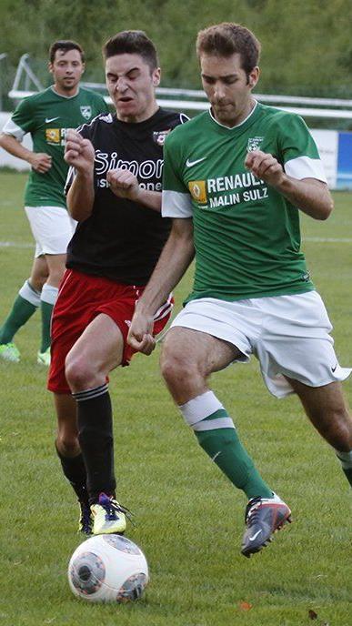 FC Mäder muss im VFV Cup nach Nüziders und hofft auf ein Weiterkommen.