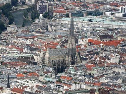 In Wien dürfen 1,16 Millionen Menschen an der Wahl teilnehmen.