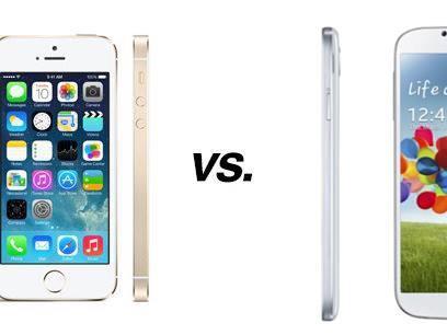 iPhone 5S gegen Galaxy S4: Was ist dein Favorit?