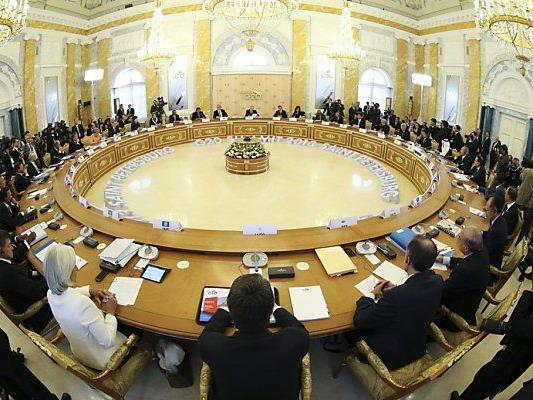 Syrien auch im Mittelpunkt des G-20-Gipfels