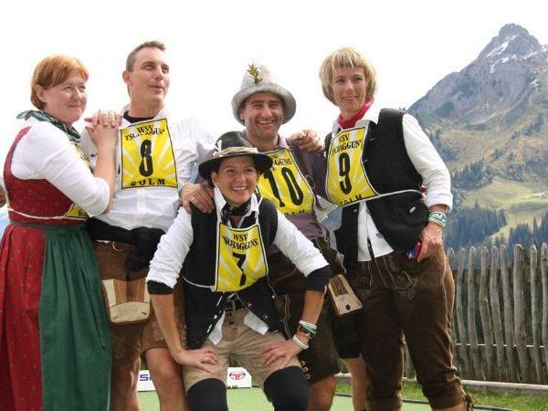 Die Charity am Golm geht am Samstag in Schruns zum fünften Mal über die Bühne.