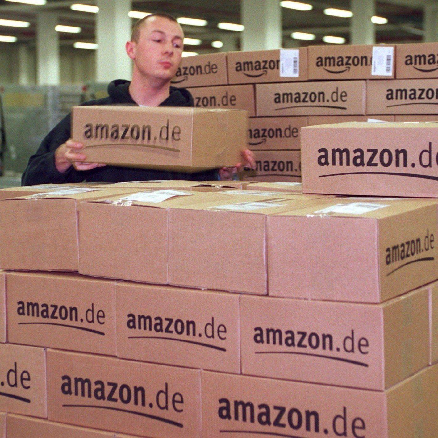 Die Österreicher kaufen online am liebsten bei Amazon.
