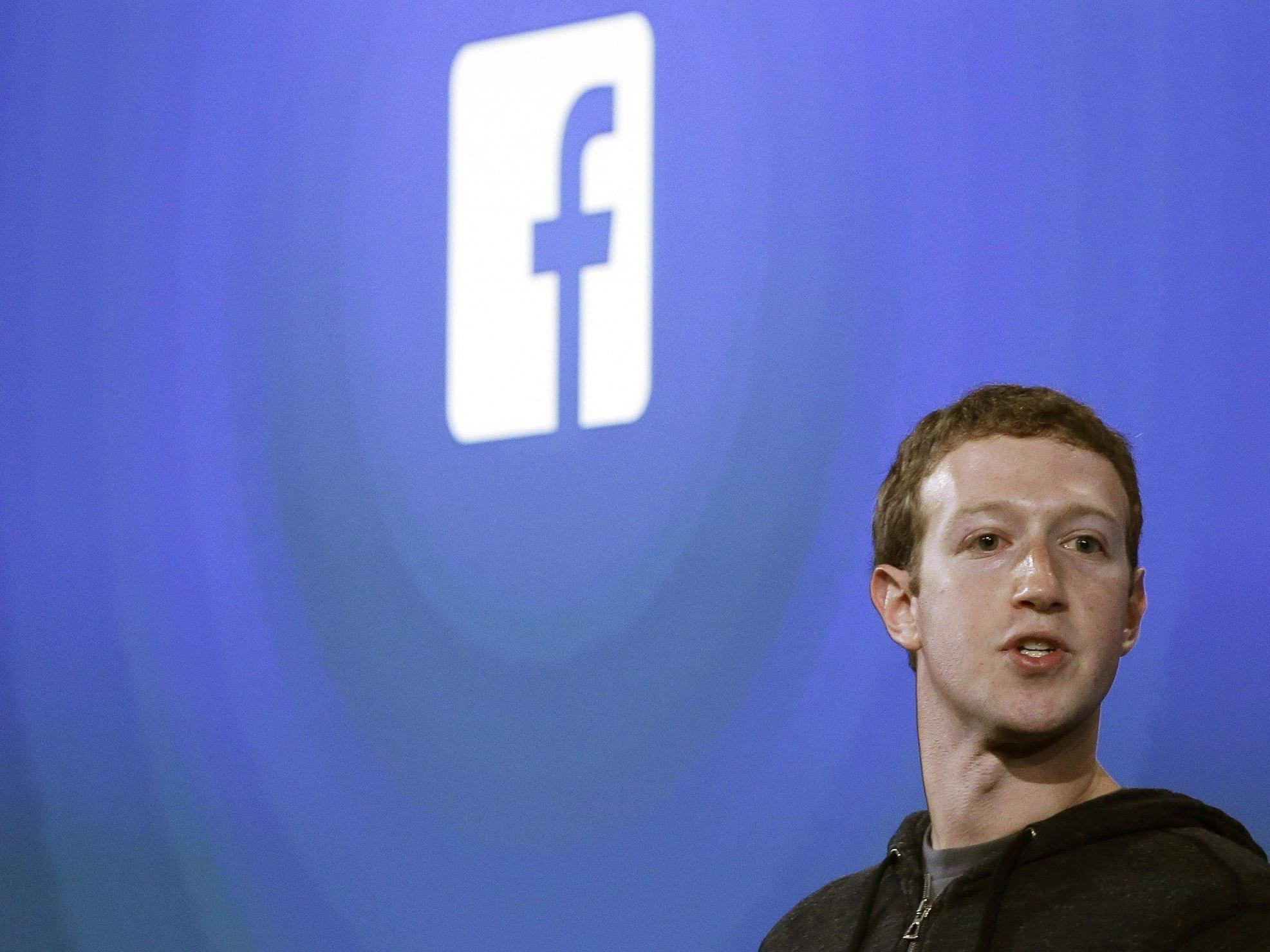 Zuckerberg sieht in US-Vorgehen schlechte Publicity für Internetkonzerne.