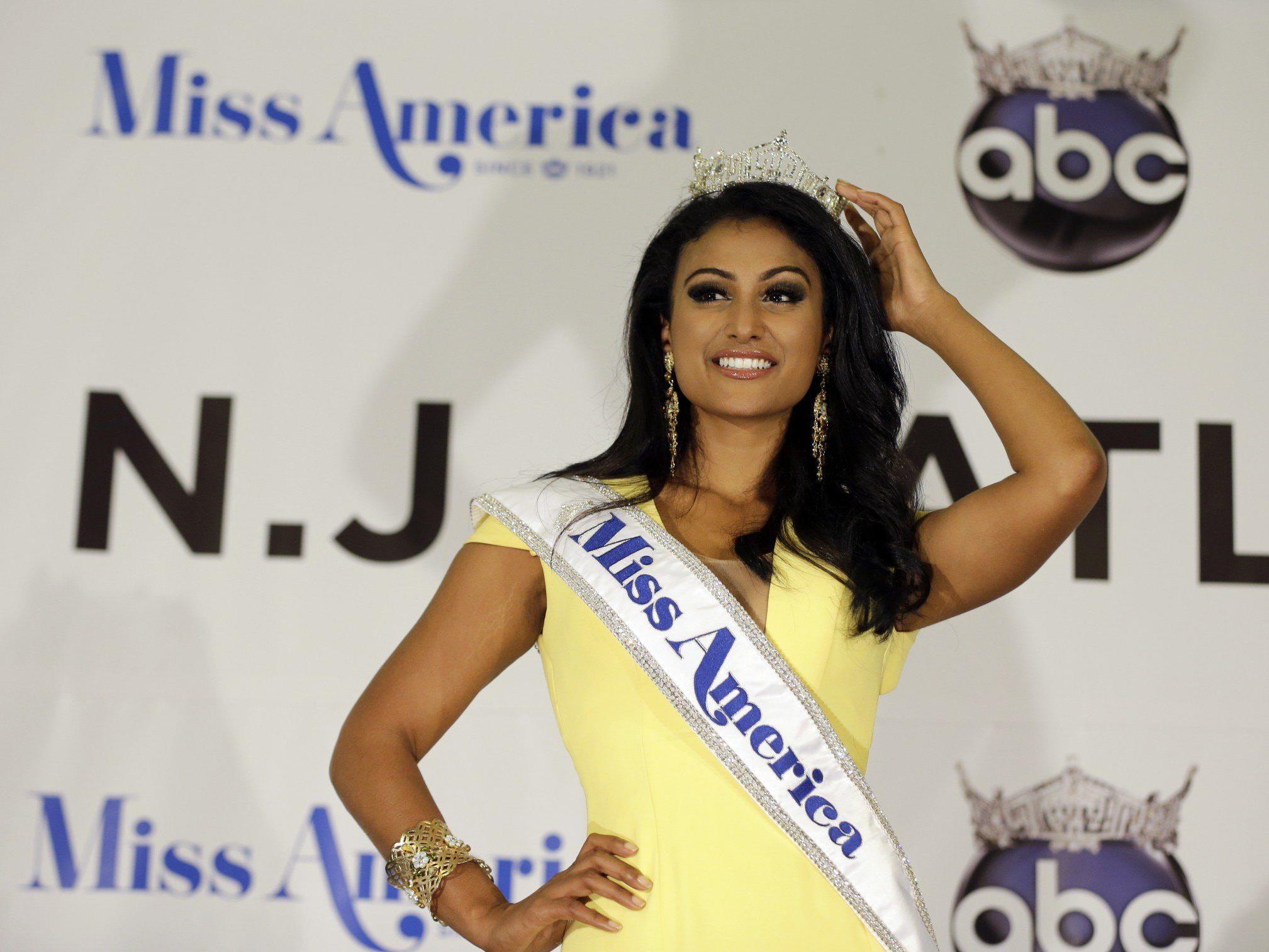 Am Sonntag, 15. September, wurde in Atlantic City die neue Miss America gekürt, gewonnen hat Nina Davuluri aus New York.