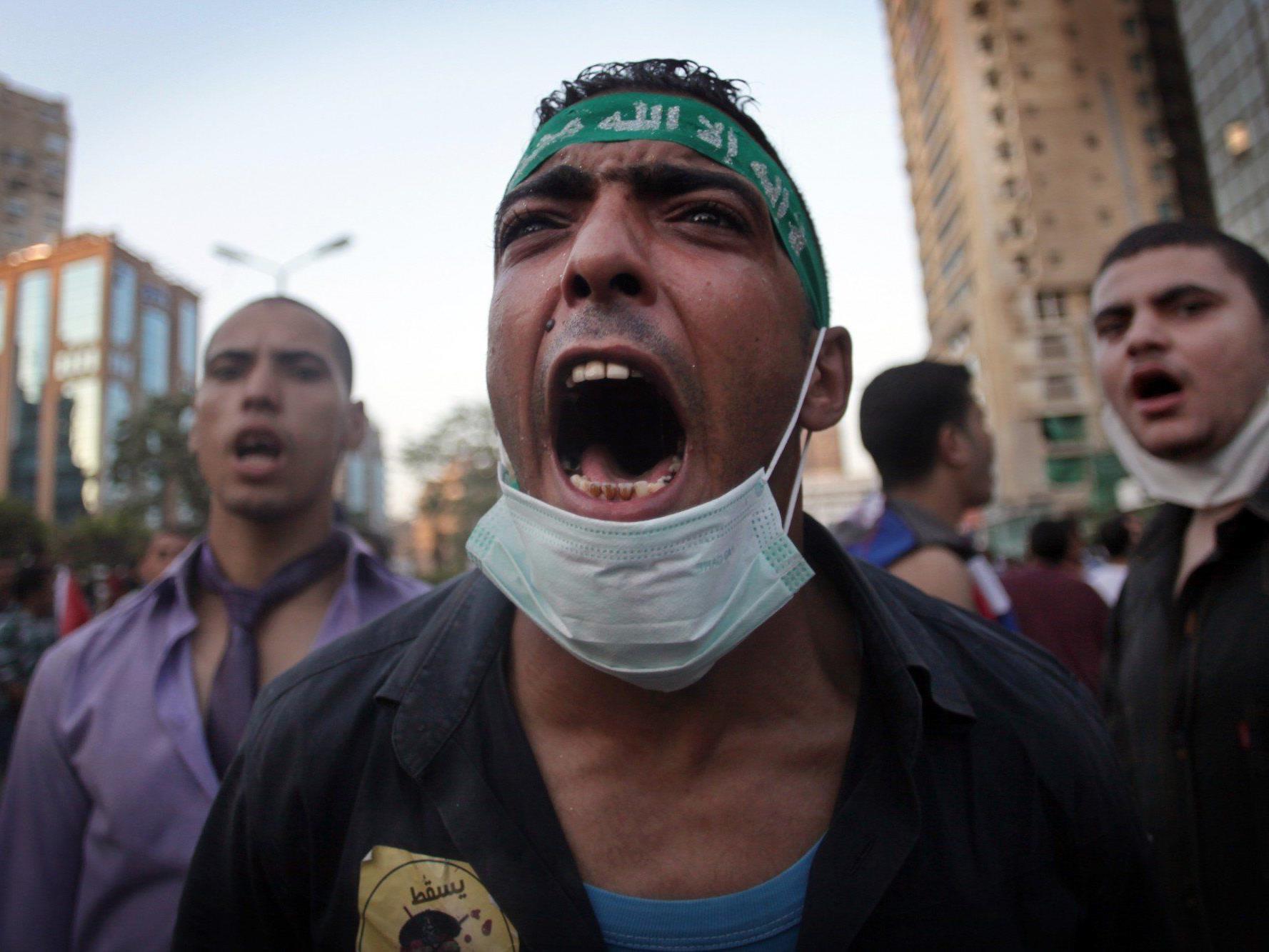 Elf Mitglieder der Muslimbrüderschaft wurden zu lebenslanger Haft verurteilt.