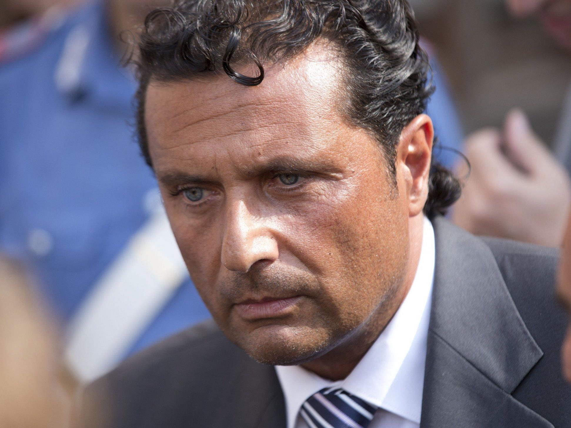 Nach der Aufrichtung der Costa Concordia geht der Prozess gegen Kapitän Francesco Schettino bald in die nächste Runde.