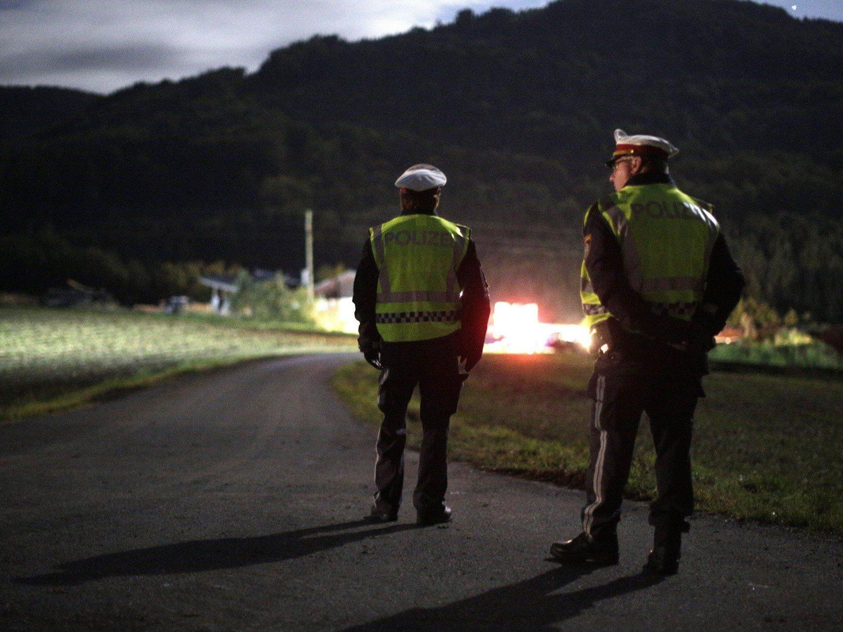 Polizei findet verkohlte Leiche des mutmaßlichen Todesschützen