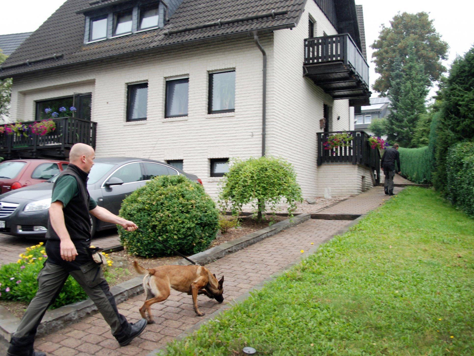 Im Sauerland wurden zwei Babyleichen gefunden.