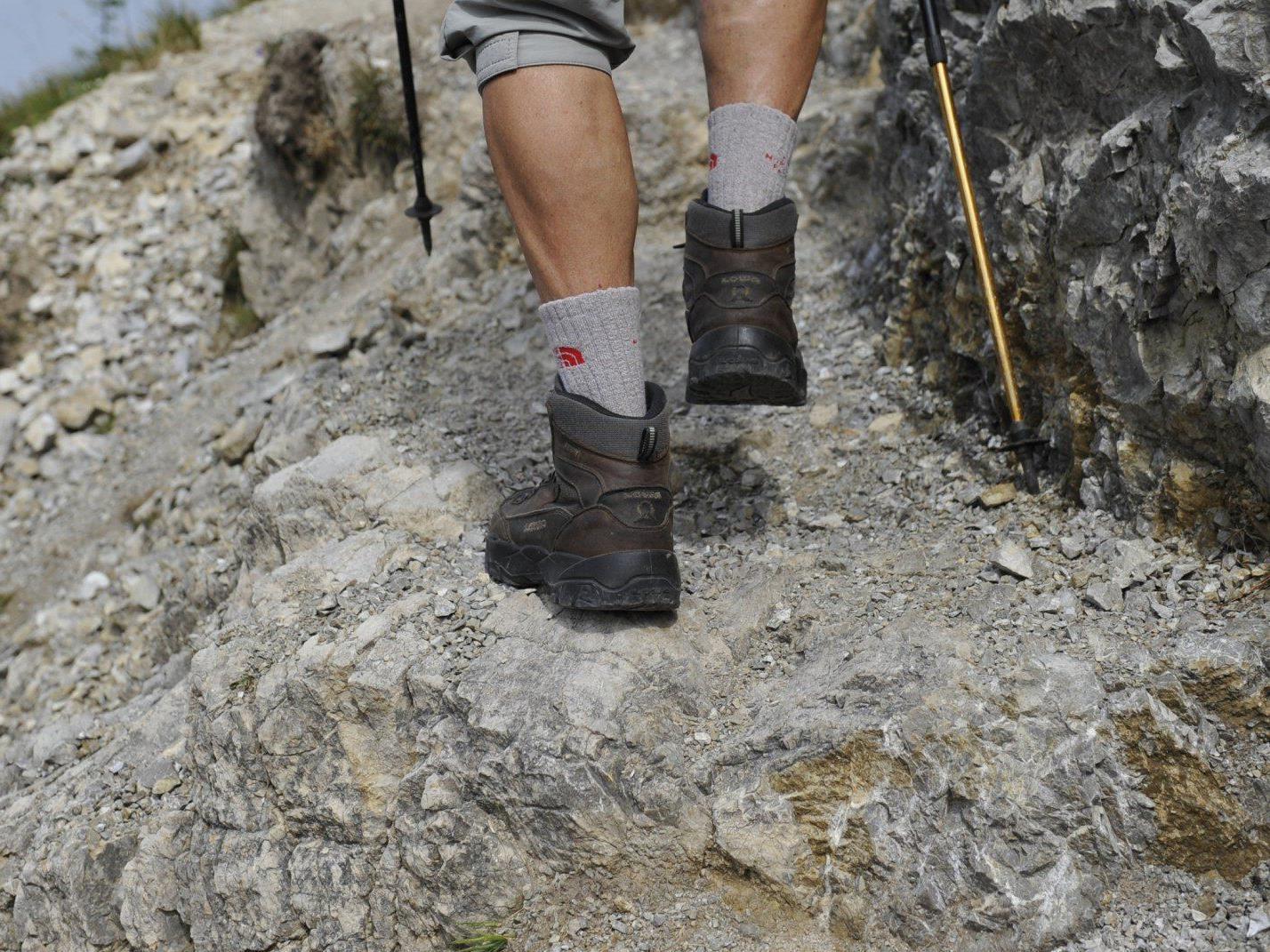Laut der Bergrettung hat der Bergsommer 2013 weniger Tote gefordert, als im Vorjahr.
