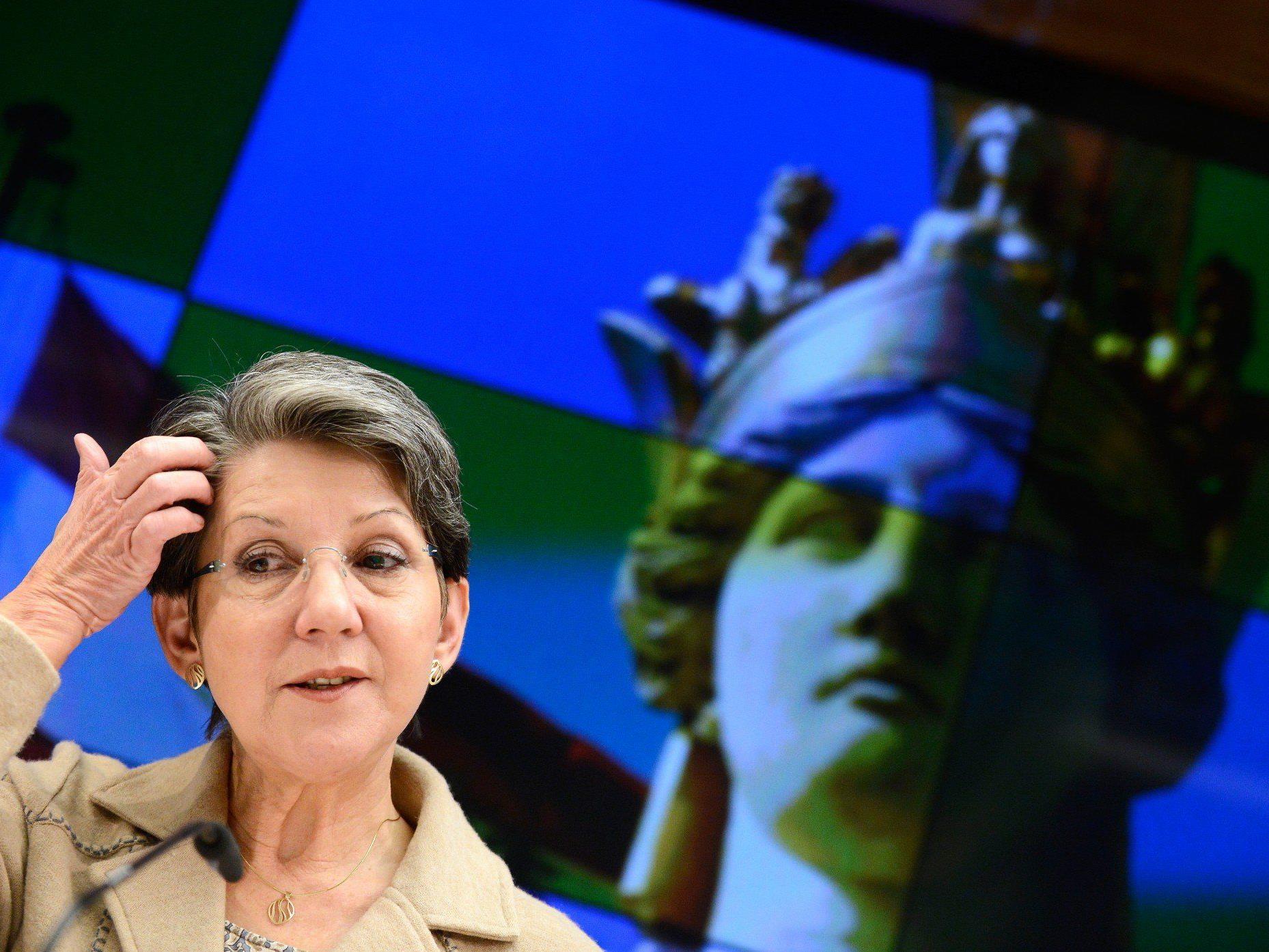 Nationalratspräsidentin Barbara Prammer ist schwer erkrankt und wird sich in nächster Zeit ihrer Genesung widmen.