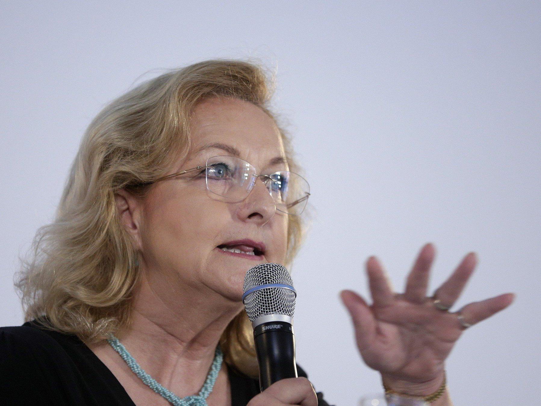 Maria Fekter wird nach der Nationalratswahl Österreichs Vertreterin am Rechnungshof in Luxemburg.